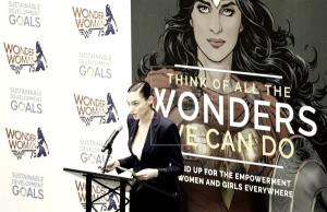 Retiran el título de embajadora en la ONU a Wonder Woman