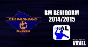 BM Benidorm 2014/15