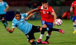 Chile vs Uruguay en vivo y en directo online