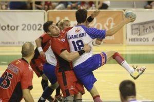 Fraikin Granollers-Balonmano Huesca: por un billete a la gloria