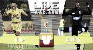 Resultado Atlético Huila vs Cúcuta Deportivo en vivo (3-0)