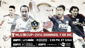 Los Angeles Galaxy contra New England Revolution: gloria o decepción