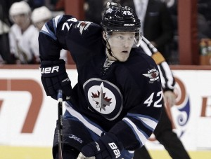 Ehlers lidera a las estrellas de la semana en la NHL