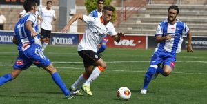 Valencia Mestalla - CD Alcoyano: ganar para mirar hacia arriba