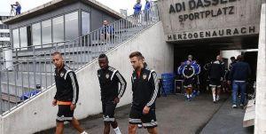El Valencia ya entrena en Alemania