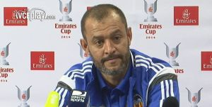 """Nuno: """"En un partido no hay excusas, hay que salir a ganar"""""""
