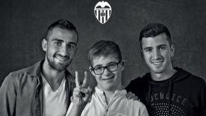 Asindown y Valencia CF siguen caminando juntos