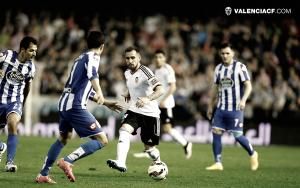 Valencia CF - Deportivo de La Coruña: las dos caras de LaLiga en 2015