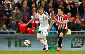 Athletic Club de Bilbao - Valencia: puntuaciones del Valencia, jornada 30 de la Liga BBVA
