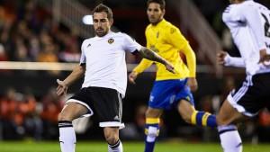 Valencia CF - UD Las Palmas: puntuaciones del Valencia, jornada 12 de la Liga BBVA