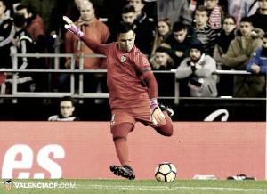 """Diego Alves: """"Hoy no hay excusas"""""""