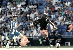 Una obra de arte de Gayà le da los tres puntos al Valencia
