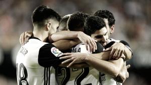 El Valencia CF llega a Cornellà - El Prat en el mejor arranque liguero de su historia