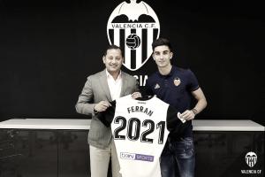 Ferran Torres apuesta por el Valencia y el club por su calidad