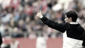 Marcelino: ''Nos ha tocado ser campeones de la otra Liga, hay que estar muy satisfechos''