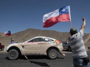 Chile estará presente en el Dakar 2014