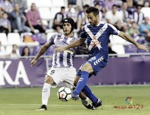 El Valladolid despierta al Tenerife del sueño