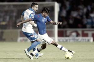 Antecedentes entre Puebla vs Cruz Azul