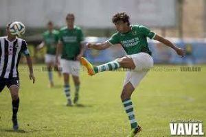 Plata (CP Cacereño) hace el gol de la jornada en Segunda B