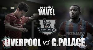 Liverpool - Crystal Palace: Poco por decidir en Anfield en la despedida de Gerrard