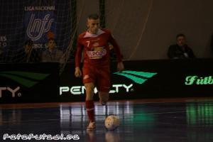 Santiago Futsal - ElPozo Murcia: a cuarenta minutos de Irún