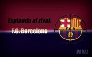 Espiando al rival del Zaragoza: FC Barcelona