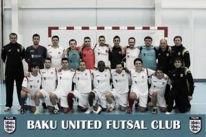 El Baku United Futsal Club realizará un stage en Galicia