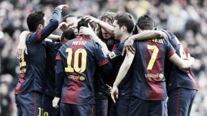 Récords del FC Barcelona, temporada 2012/13