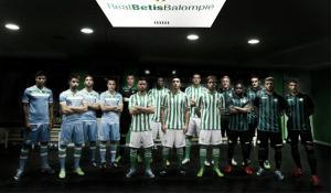 El Betis presentará las nuevas equipaciones mañana en Montecastillo