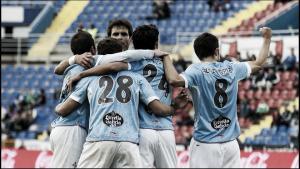 Levante - Celta: puntuaciones del Celta, jornada 33
