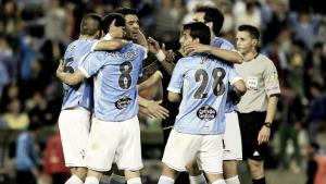 Celta - Zaragoza: puntuaciones del Celta, jornada 32