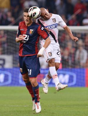 Gasperini's Palermo in entertaining Genoa stalemate