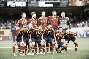 España - Irlanda: amistoso, puntuaciones de España