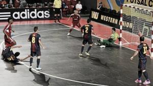 Batacazo europeo del FC Barcelona Alusport