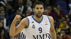 Felipe Reyes renueva hasta 2015