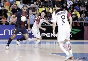 Caja Segovia - FC Barcelona Alusport: pura dinamita