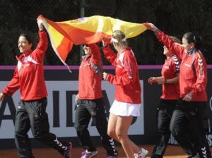 Carla Suárez regresa al equipo español de Fed Cup