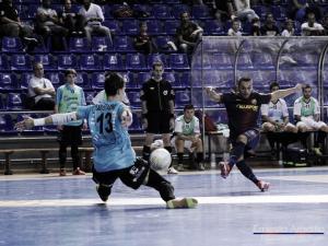 Iago Barro deja el Burela FS y se va al Uruguay Tenerife