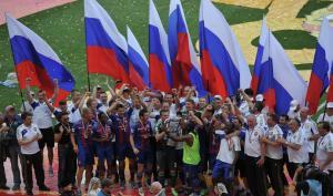 La Coupe et le Championnat pour le CSKA Moscou