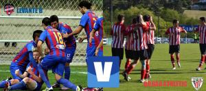 Levante B – Bilbao Athletic: filiales en busca del ascenso