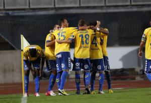 Las Palmas - Racing: puntuaciones de Las Palmas, Tercera Ronda de Copa del Rey