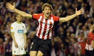 Late Llorente strike sends Bilbao into Europa final