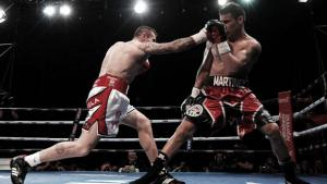 Sergio 'Maravilla' Martínez gana con polémica a Martin Murray en un duelo muy ajustado