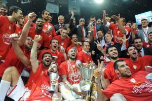 Olympiacos rompe el sueño europeo del Madrid