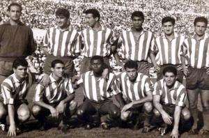 53 años de la única derrota del Atlético a manos del Granada