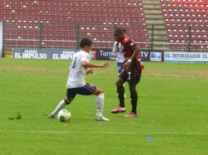 Club Deportivo Lara sepulta al Monagas SC