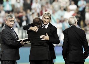 "Manuel Pellegrini: ""Ha sido inolvidable"""