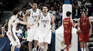 El Madrid apaliza al CAI y pone el 2-0 en la serie
