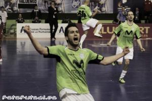 Rafael seguirá siendo jugador de Inter Movistar