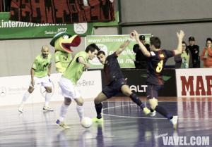 Inter Movistar - FC Barcelona Alusport: trámite o épica